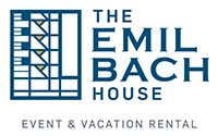 Emil Bach House Event and Vacation Rental
