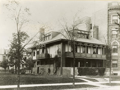 Dr. Allison Harlan House