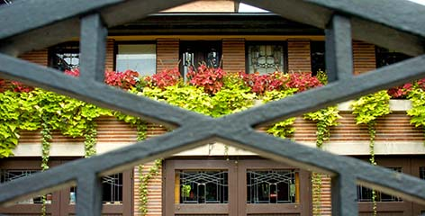Connecting to Robie House