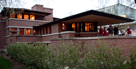 Robie House Facility Rental