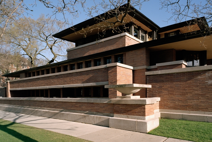 Wright plus housewalk frank lloyd wright trust for Architecture wright